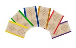 Promoção agulha auricular com 20 cartelas de 50 unids