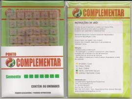 Ponto Semente Complementar c/ 60 unidades micropore